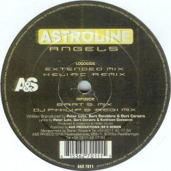 Astroline - Angels(2 MANO,MELODIA PROGRESIVA COLISEUM,MUY BUENA¡¡)