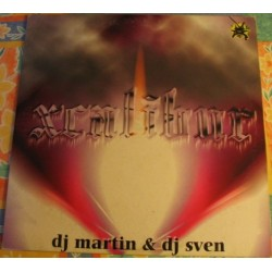 DJ Martin  & DJ Sven  Presents ‎X-Calibur