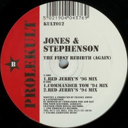 Jones & Stephenson - The First Rebirth (Again)