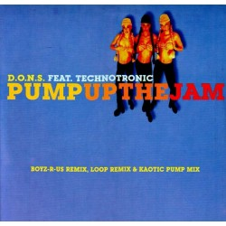 DONS - Pump Up The Jam (TEMAZO RAUL SOTO¡¡)