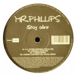 Mr. Phillips – Stay Alive