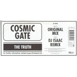 Cosmic Gate ‎– The Truth