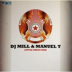 DJ Mill & Manuel T. – Little Green Man (PROGRESIVO MUY BUENO)