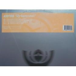 Airfire - My Generation