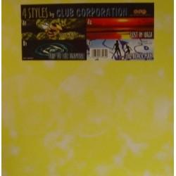 Club Corporation – 4 Styles