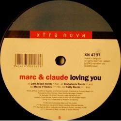 Marc Et Claude - Loving You (EDICIÓN BELGA)