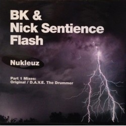 BK & Nick Sentience ‎– Flash