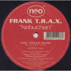 Frank TRAX – Nebuchan