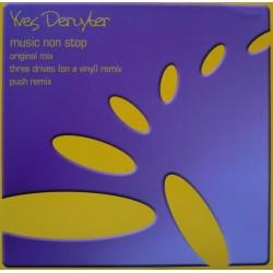 Yves Deruyter – Music Non Stop