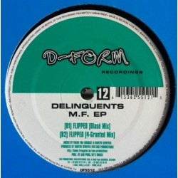 Delinquents – MF EP (IMPORT)