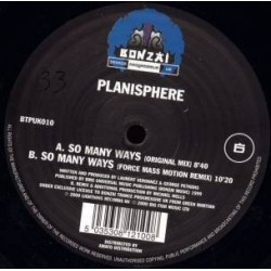 Planisphere ‎– So Many Ways