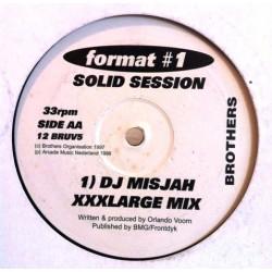Format – Solid Session (EDICIÓN UK)