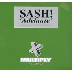 Sash – Adelante (EDICIÓN UK)