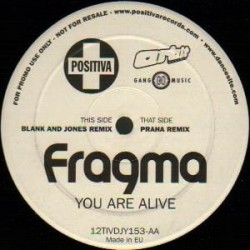 Fragma – You Are Alive