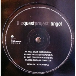 The Quest Project – Angel (TROUSER ENTHUSIASTS REMIX)