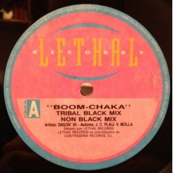Dagon 95 - Boom Chaka