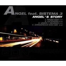 Angel Feat. Sistema 3 - Angel's Story