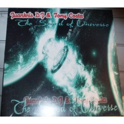 Juankris DJ & Tony Costa – The Sound Of Universe (REEDICIÓN)