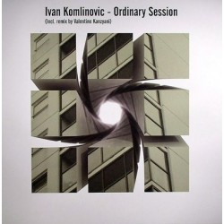 Ivan Komlinovic ‎– Ordinary Session (ROLLAZO)