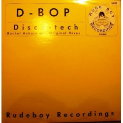 D-Bop – Disco-Tech (TEMAZO RACHEL AUBURN¡)