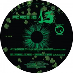 Force 10 Vol. 13 (INCLUYE LA MEJOR MUSICA¡)