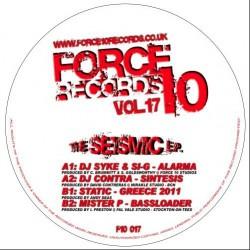Force 10 Vol. 17 - The Seismic EP