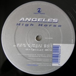 Angeles ‎– High Horse (EDICIÓN BELGA)