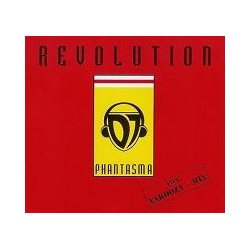 DJ Phantasma ‎– Revolution