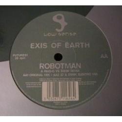 Exis Of Earth – Robotman