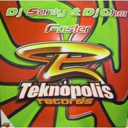 DJ Santy & DJ Ohm - Faster