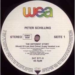 Peter Schilling - The Different Story (World Of Lust And Crime)