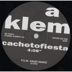 Klem - Cachetofiesta