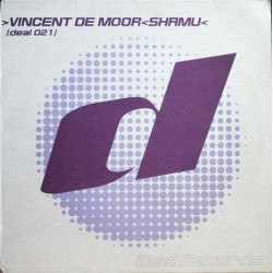 Vincent De Moor - Shamu (IMPORT)