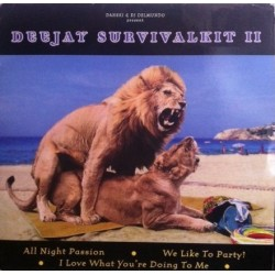Danski & DJ Delmundo – Deejay Survival Kit II