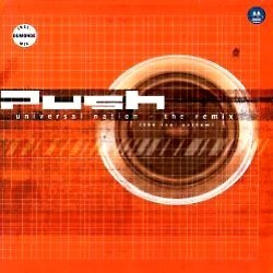 Push – Universal Nation (IMPORT)