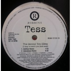 Tess ‎– The Second You Sleep (IMPORT)