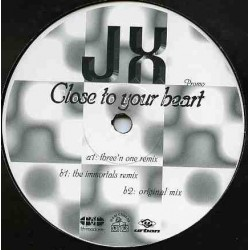 JX ‎– Close To Your Heart (EDICIÓN ALEMANA¡)