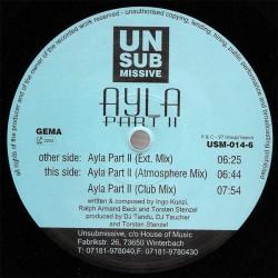 Ayla – Ayla Part 2