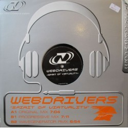 Webdrivers - Spirit Of Virtuality