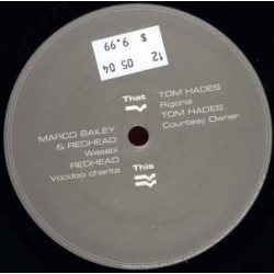 Tom Hades & Marco Bailey - Rigoria