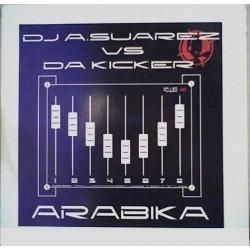 DJ Alberto Suarez  vs. Da Kicker – Arabika