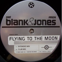 Blank & Jones ‎– Flying To The Moon