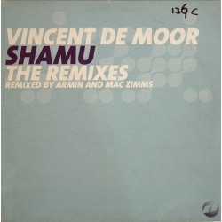 Vincent De Moor ‎– Shamu (Remixes)