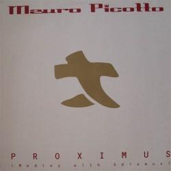 Mauro Picotto - Proximus (EDICIÓN ALEMANA)