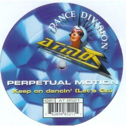 Perpetual Motion ‎– Keep On Dancing (BELGIUM EDITION)