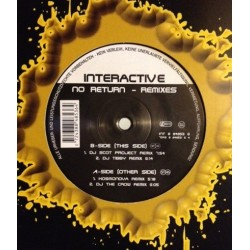 Interactive – No Return (Remixes) (MUY BUSCADO¡¡)