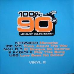 Various -100% 90's Vol. 2 (Vinyl 2)