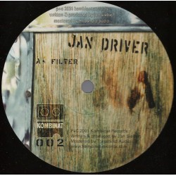Jan Driver – Filter / All You Can Beat