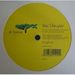 Yves Deruyter - Back To Earth (REMIX UK)