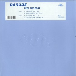Darude - Feel The Beat